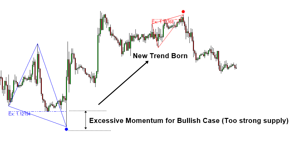 Excessive Momentum Bullish Case